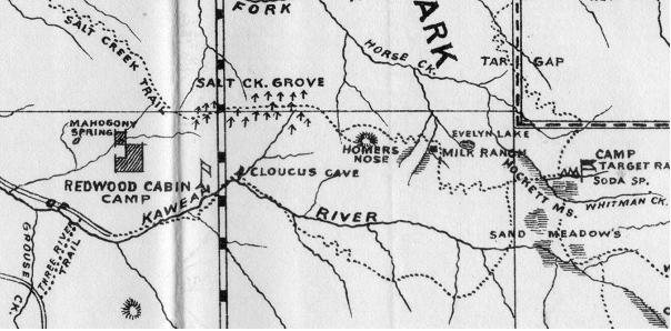 The Hockett Trail and the South Fork, 1896