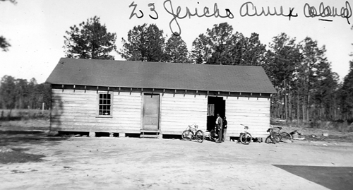 Jericho School Annex for Coloreds