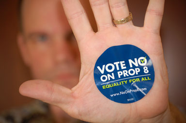 Vote No on Proposition 8!